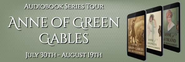 ? Series Tour: Anne of Green Gables by L.M. Montgomery