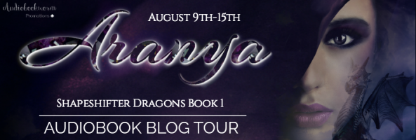 ? Audio Blog Tour: Aranya by Marc Secchia