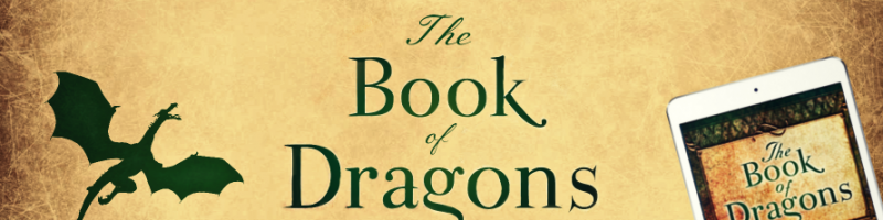 🌟 New Blog Tour: The Book of Dragons by E. Nesbit