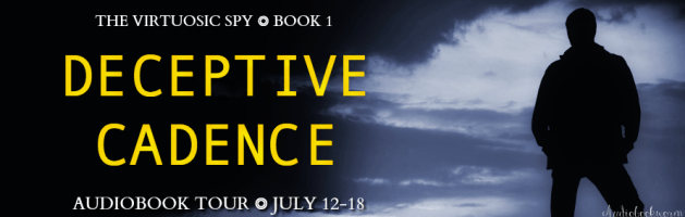 🎧 Audio Blog Tour: Deceptive Cadence by Kathryn Guare