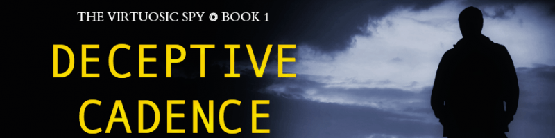 🌟 New Blog Tour: Deceptive Cadence by Kathryn Guare