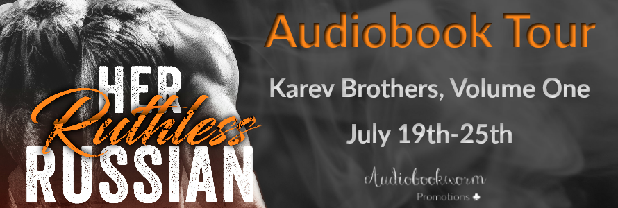 🌟 Audio Blog Tour: Her Ruthless Russian by Leslie North