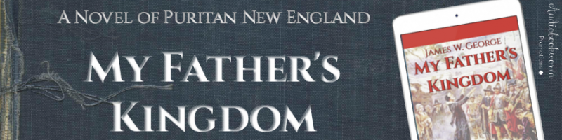 🌟 New Tour: My Father's Kingdom by James W. George
