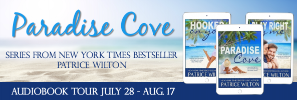 🎧 Series Tour: Paradise Cove by Patrice Wilton