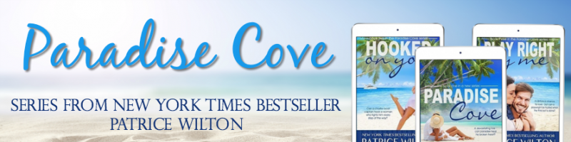 🌟 New Series Tour: Paradise Cove by Patrice Wilton