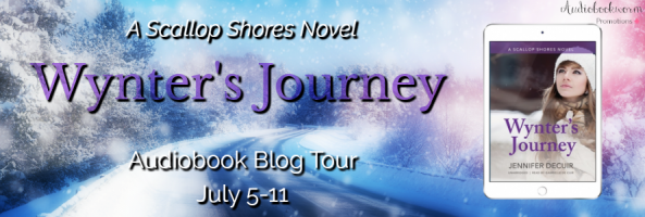 🎧 Audio Blog Tour: Wynter's Journey by Jennifer DeCuir