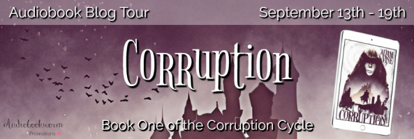 🎧 Blog Tour: Corruption by Adam Vine