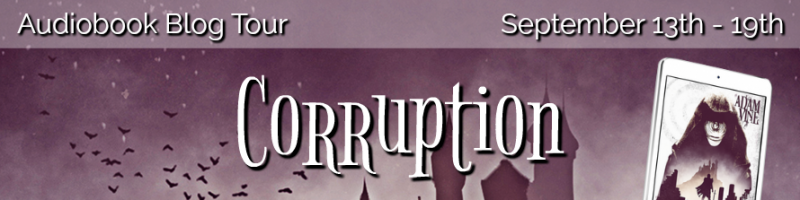 🌟 New Blog Tour: Corruption by Adam Vine
