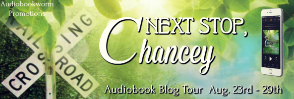 🎧 Audio Blog Tour: Next Stop, Chancey by Kay Dew Shostak