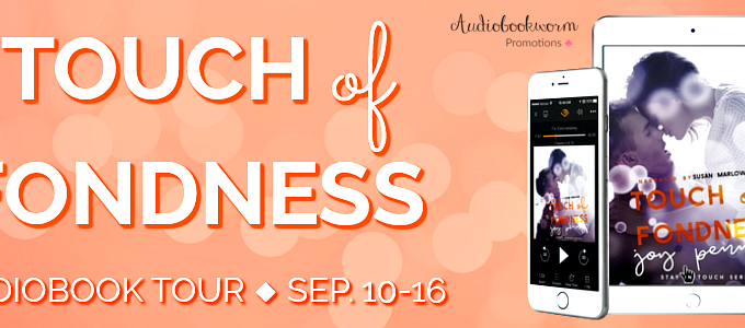 🌟 New Blog Tour: Touch of Fondness by Joy Penny