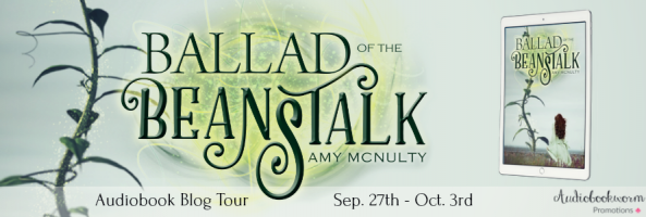 🌟 Blog Tour: Ballad of the Beanstalk by Amy McNulty