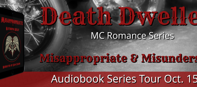 🌟 New Series Blog Tour: Death Dwellers Series by Kathryn Kelly