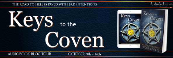 ? Blog Tour: Keys to the Coven by Vicky Loebel