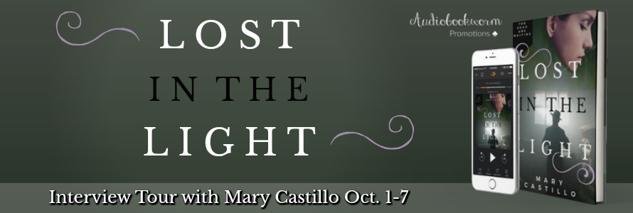 Lost in the Light Audiobook Tour