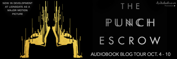 🌟 Blog Tour: The Punch Escrow by Tal M. Klein