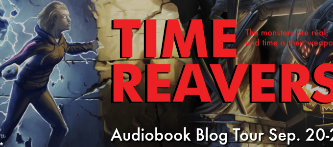 🌟 New Blog Tour: Time Reavers by Jacob Holo