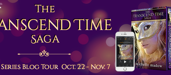 🌟 New Series Blog Tour: The Transcend Time Saga by Michelle Madow