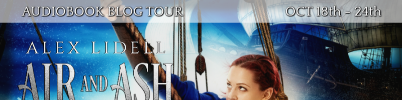 🌟 New Blog Tour: Air and Ash by Alex Lidell