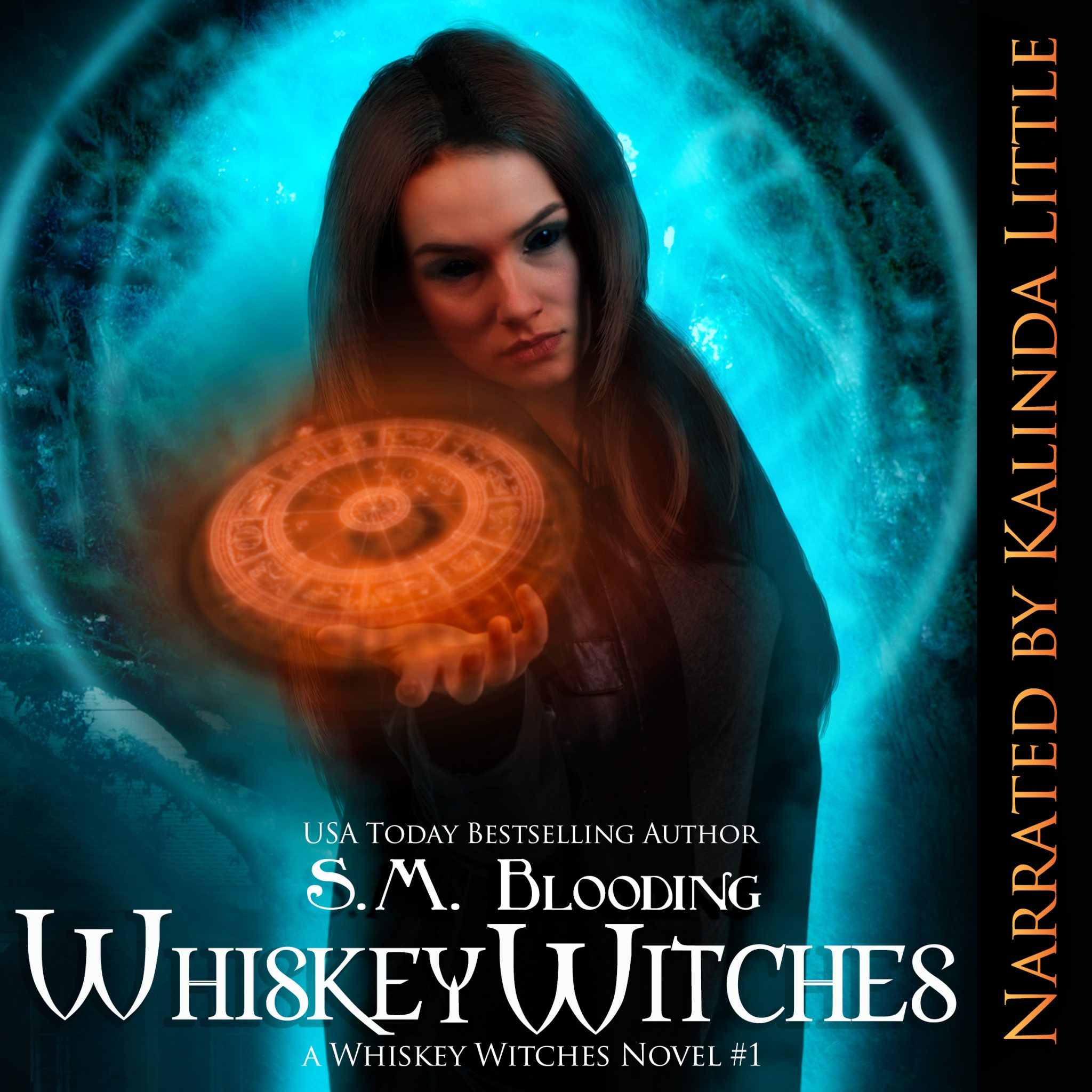 Whiskey Witches Audiobook Tour