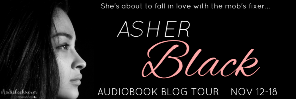🎧 Blog Tour: Asher Black by Parker S. Huntington