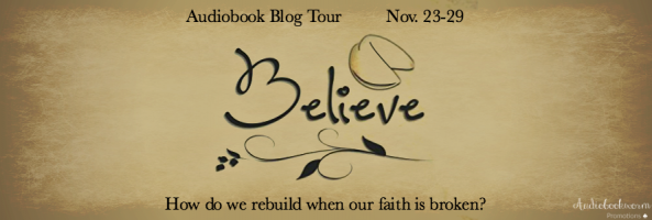 🎧 Audio Blog Tour: Believe by Shelly Hickman