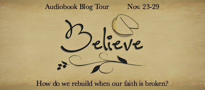 🌟 New Blog Tour: Believe by Shelly Hickman