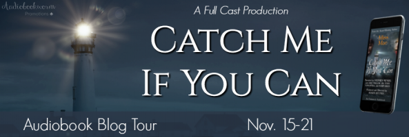 🎧 Audio Blog Tour: Catch Me If You Can by Miss Mae