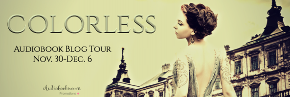 🎧 Blog Tour: Colorless by Rita Stradling