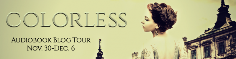 🌟 New Blog Tour: Colorless by Rita Stradling