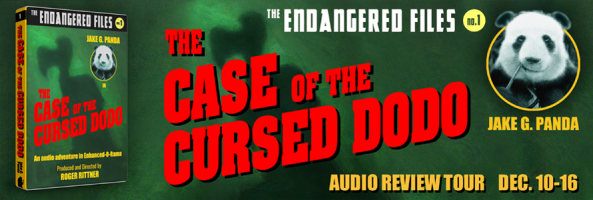 🎧 Review Tour: The Case of the Cursed Dodo by Jake G. Panda