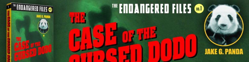🌟 New Review Tour: The Case of the Cursed Dodo by Jake G. Panda