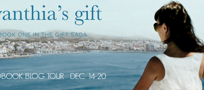 🌟 New Blog Tour: Evanthia's Gift by Effie Kamnenou