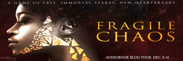 🎧 Blog Tour: Fragile Chaos by Amber R. Duell