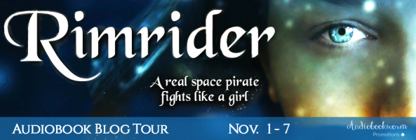 🌟 Blog Tour: Rimrider by L.A. Kelley
