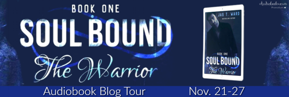 🎧 Blog Tour: The Warrior by Jas T. Ward
