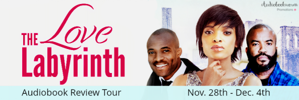 🎧 Review Tour: The Love Labyrinth by Pamela D. Beverly