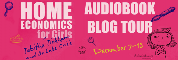 🌟 Blog Tour: Home Economics For Girls by J.P. Wright