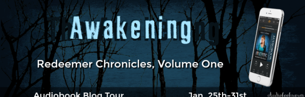 🎧 Audio Blog Tour: Awakening by Julie C. Gilbert