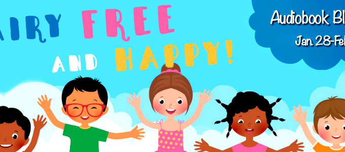 🌟 New Blog Tour: Dairy Free and Happy! by Michelle Diana Lowe