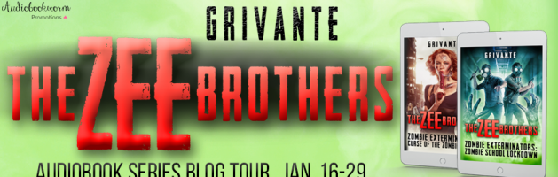 🌟 New Series Blog Tour: The Zee Brothers Series by Grivante