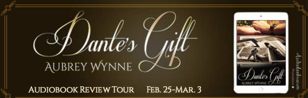 🎧 Review Tour: Dante's Gift by Aubrey Wynne