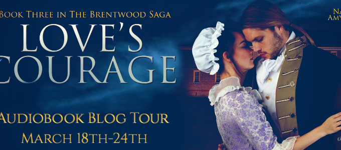 🌟 New Blog Tour: Love's Courage by Elizabeth Meyette