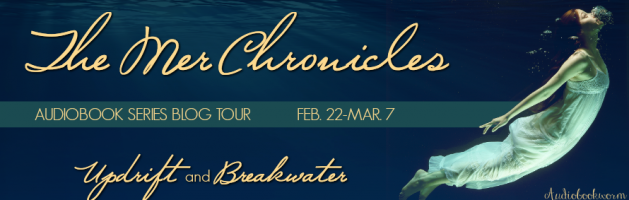 🎧 New Series Blog Tour: The Mer Chronicles by Errin Stevens