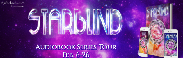 🎧 Series Blog Tour: Starblind by D.T. Dyllin