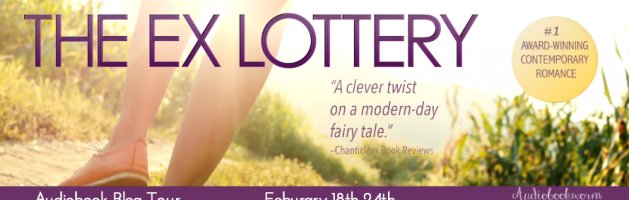 🎧 New Blog Tour: The Ex Lottery by Kim Sanders