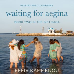 Waiting For Aegina by Effie Kamnenou