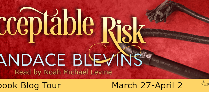 🌟 New Blog Tour: Acceptable Risk by Candace Blevins