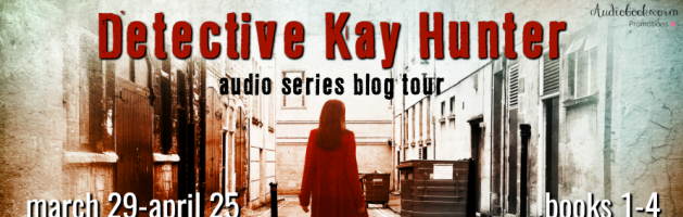 🎧 Series Blog Tour: The Detective Kay Hunter Series by Rachel Amphlett