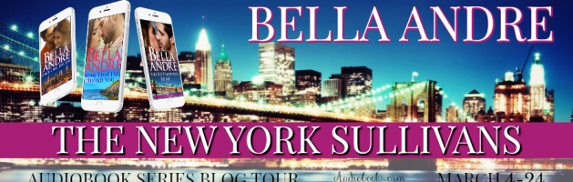 🌟 Series Blog Tour: The New York Sullivans by Bella Andre