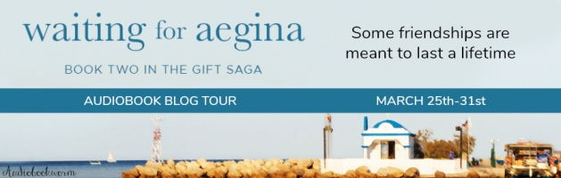 🎧 Blog Tour: Waiting For Aegina by Effie Kamnenou